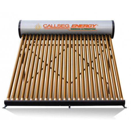Calefón | Termotanque Solar 246 Litros Callseg Energy Full System