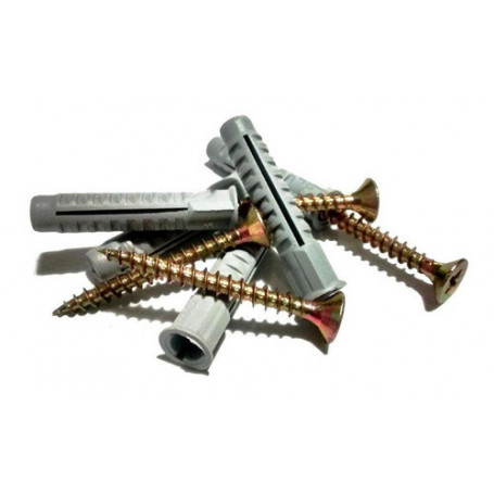 Fijaciones Para Ladrillo Hueco 8 X 100 C/t