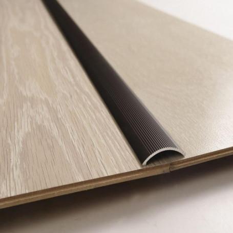 Transición De Aluminio Bronce  10mm X 32mm X 2700mm